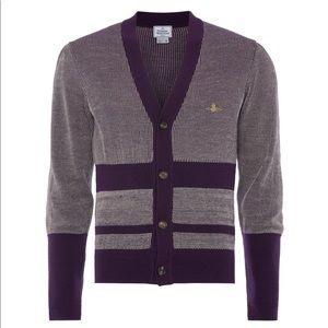 BNWT Vivienne Westwood Wool cardigan